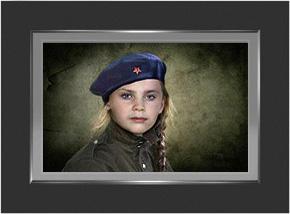 Girl Militery